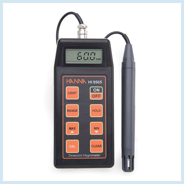 Hygrometers and Dataloggers - Temperature