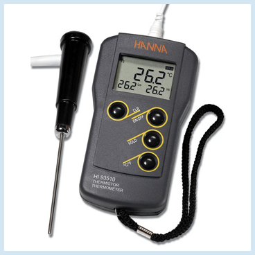 Thermistor Thermometers and Probes