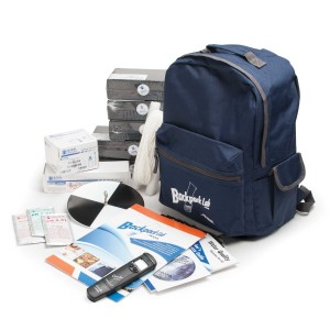 Hanna HI-3817BP Backpack Lab Water Quality Educational Test Kit
