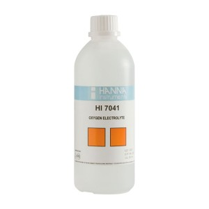 HANNA HI-7041L Electrolyte Solution for Polarographic Sensors