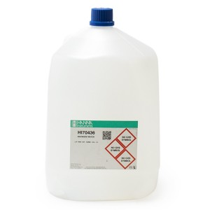 HANNA HI-70436 Distilled water, 3.75 L