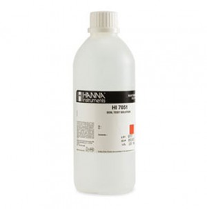 HI-7051L Soil Sample Preparation Solution, 500ml
