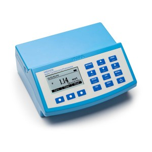 HANNA HI-83308 Water Conditioning Photometer with pH meter