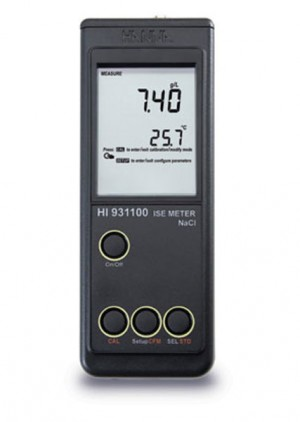 Hanna HI-931100N Salinity and Sodium Content Meters