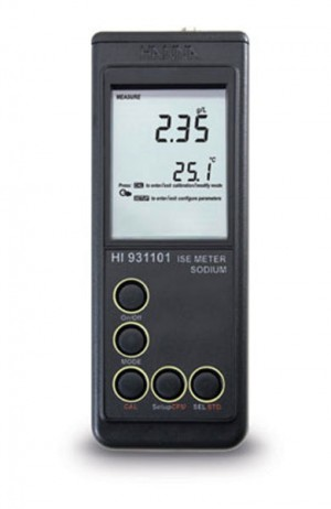 HI-931101 Salinity and Sodium Content Measurement