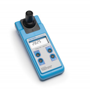 HI-93703-11 Portable ISO Compliant Turbidity Meter with Data Logging and PC Connectivity