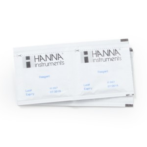 HANNA HI-93718-03 Reagents for 300 iodine tests for HI-93718