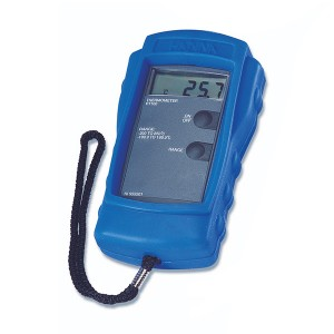 Hanna HI-955501 4-wire Pt100 Thermometer, 199.9 to 850°C - no probe