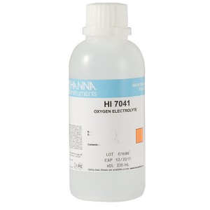HI-7041M Dissolved Oxygen Probe Electrolyte Solution 230mL