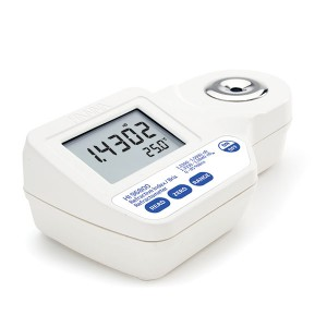HI-96800 Refractometer for Refractive Index and Brix