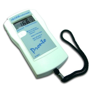 HI-99551-10 Infrared Thermometer for the Food Industry with IR sensor