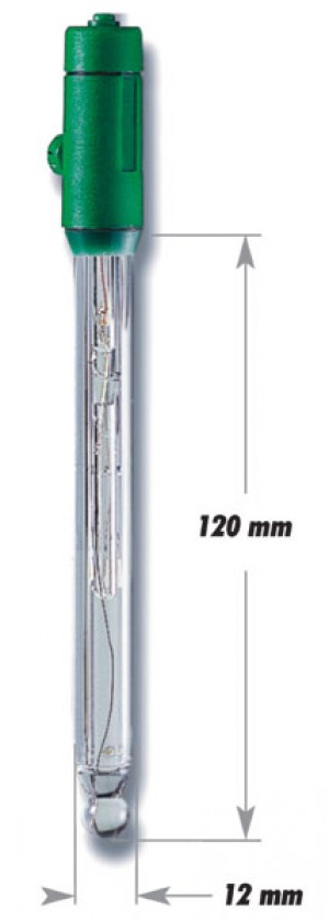 Hanna HI-1043B pH electrode - Ideal for use with Tris buffers