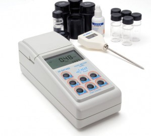 Hanna HI-847492-02 Haze Meter for Beer Analysis