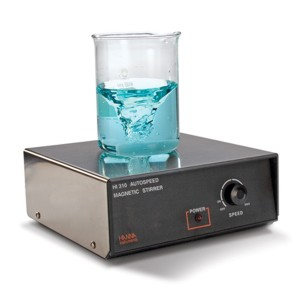 Hanna HI-310N-2 5L Stirrer with Stainless Steel Cover