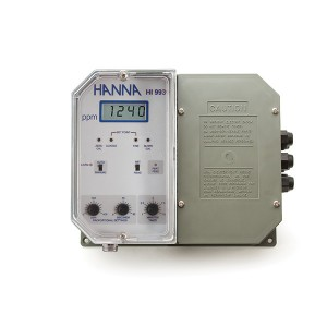 HI-9934-2 Hydroponics Wall Mounted TDS Controller