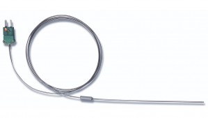 Hanna HI-766Z K-Type Thermocouple Wire Probe for Ovens, 1.7m cable