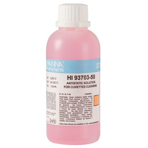 Hanna HI-93703-50 Cuvette Cleaning Solution