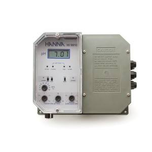 HI-9910-2 Wall Mounted pH Controller