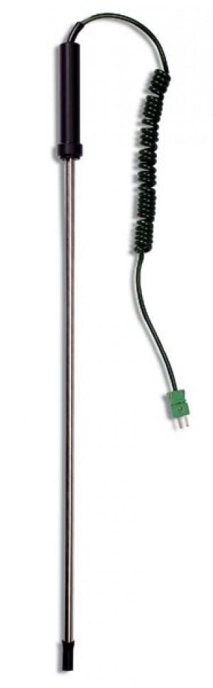 HI-766TR2  K-Type Thermocouple Temperature Probe for industrial use, 1m stem