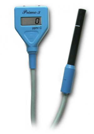 PRIMO3 Pocket TDS/Temperature Tester (0 to 1999ppm)