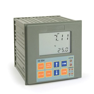 Hanna HI-504112-2 pH/ORP Digital Controller