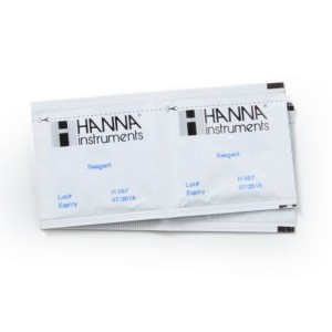 HANNA HI-93716-03 Reagents for 300 bromine tests for HI-96716
