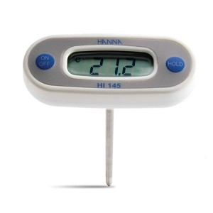 HI-145-20 T Handle Thermometer with 300mm long Stem.