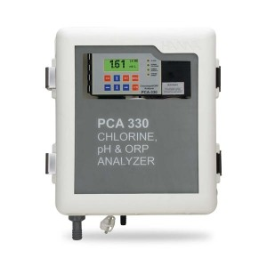 Hanna Free & Total Chlorine, pH, ORP and Temperature Analyser