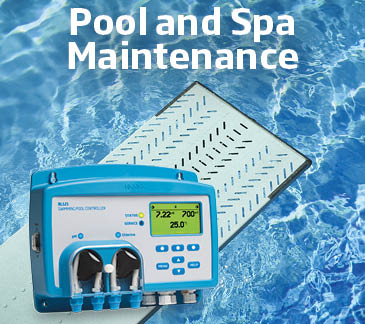 Hanna Pool & spa maintenance